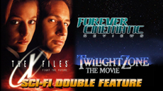 Sci-Fi Double Feature - The X-Files & Twilight Zone